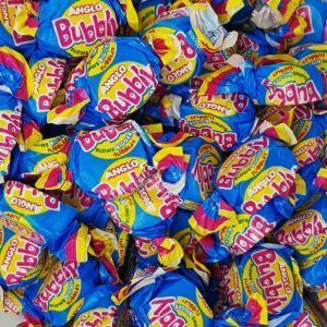 anglo bubbly penny mix sweets