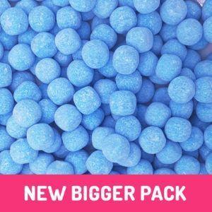 blue raspberry bonbons