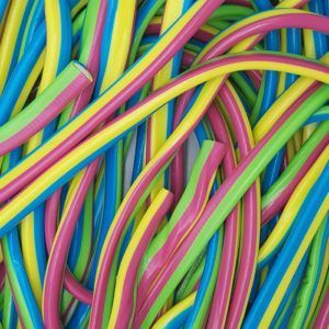multi coloured cable