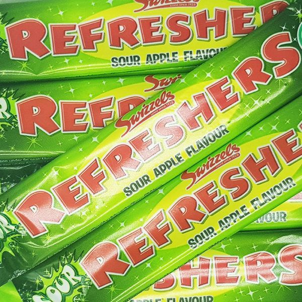refreshers sour apple