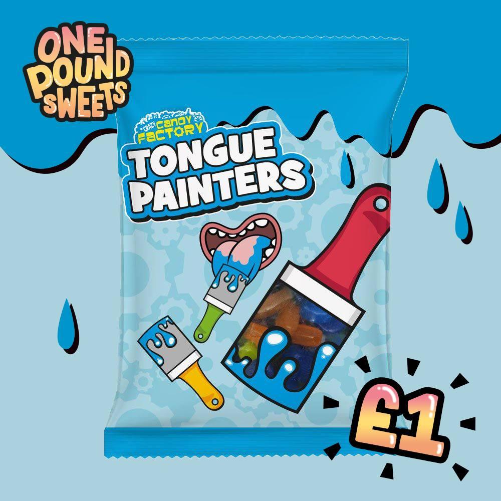 Tongue Painters 140g