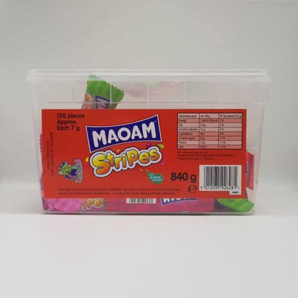 Maoam stripes tub