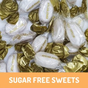 sugar free chocolate mints