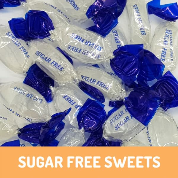 sugar free clear mints