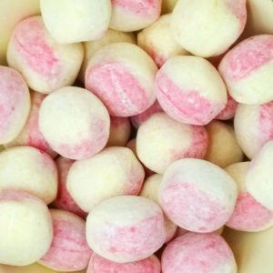 strawberry milkshake bonbons