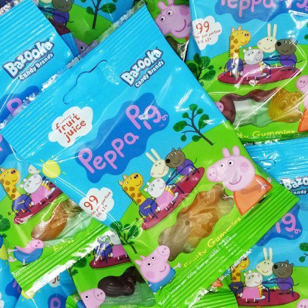 peppa pig sweets