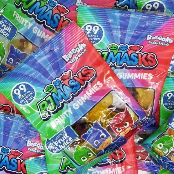 PJ Masks sweets