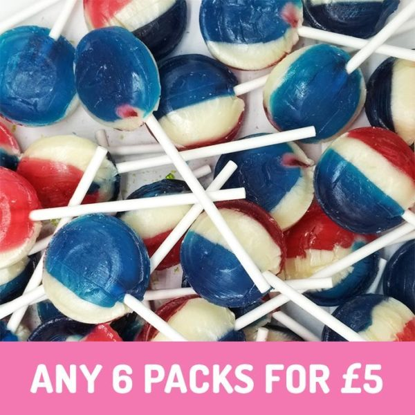 great british lollies