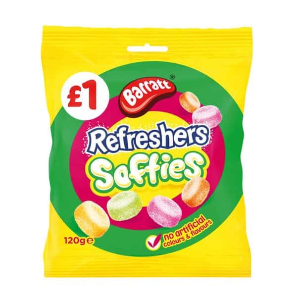 refreshers softies