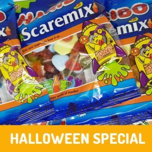 scare mix