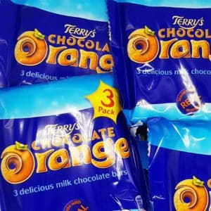 terrys. chocolate oranges