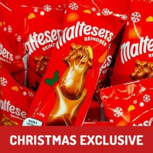 maltesers reindeers