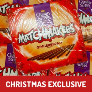 matchmaker gingerbread