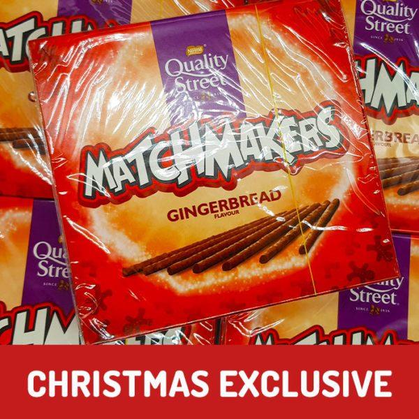 matchmaker gingerbread