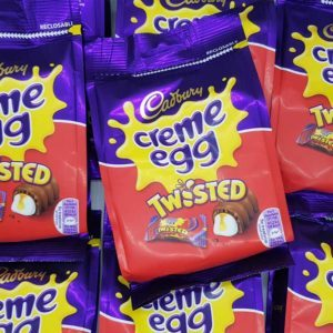 creme egg twisted