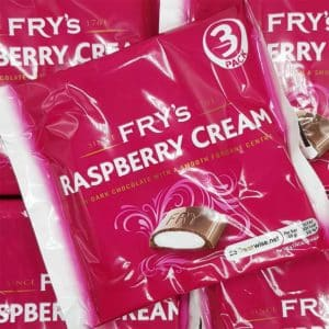 frys raspberry creams