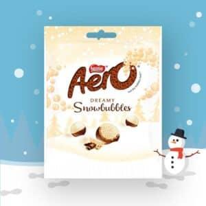 aero snowballs