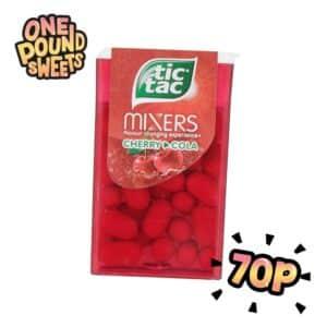tic tac cherry