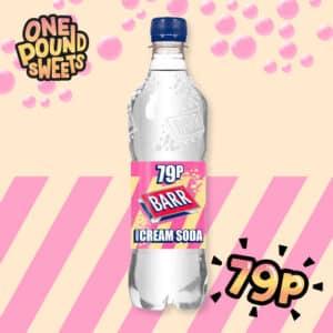 barr cream soda