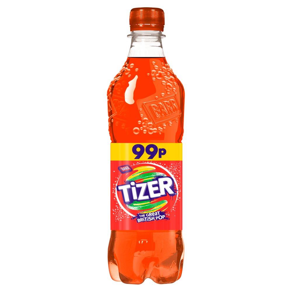 Barr Tizer Drink 500ml