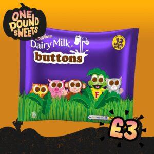 Cadbury Buttons Treat Size Bag