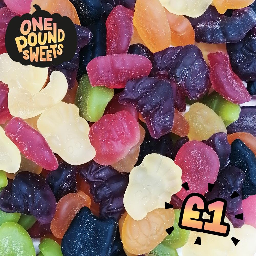 Jelly Halloween Mix 120g